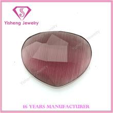 Jigsaw Retro Heart Shape Delanta Opal Rough Stone Gems Wholesale