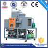 Newest Design waste oil to diesel fuel refinery/oil cleaning machine/mini distillation equipment