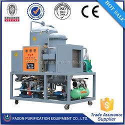 Newest Design waste oil to diesel fuel refinery/oil cleaning machine/mini distillation equipment