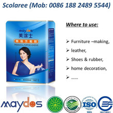 China Top 5 - Maydos Low VOC Strong Bonding Chloroprene Rubber Contact Furniture Adhesive