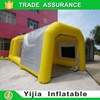 With filters inflatable car paint booth price
