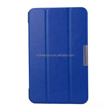 High Quality Magnetic Stand Leather Tablet Case for Samsung Galaxy Tab4 T230