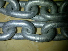 imported hot dip galvanizing Carbon Steel Chain