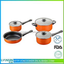China Supplier new non-stick cookware parts