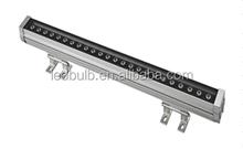 IP66 waterproof washer Outdoor light Bar,RGB led Washer Light
