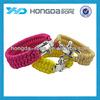 paracord survival bracelet ,bracelet 550 paracord, polyester paracord survival bracelet
