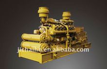 CE/BV approved 500kW natural gas generator set