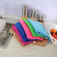 Cleaning In House And Office Microfiber Dusting Cloths With Customized
