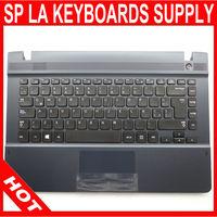 LAPTOP KEYBOARD For SAMSUNG NP275E4E NP270E4E KEYBOARD SPANISH LATIN NOTEBOOK keyboard TECLADO 9Z.N8YSN.01E