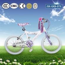 Niños bicicleta enfoque