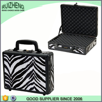 Custom fashion high quality leather gun case
