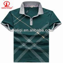 Design color combination polo t shirt make custom embroidered polo shirts