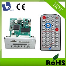 audio player amplifier circuit board pcb