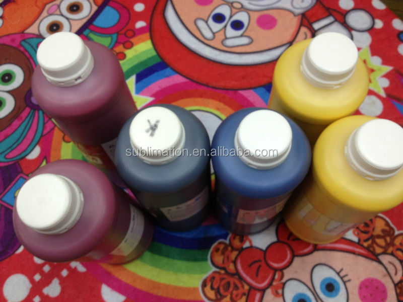 Cheap colorful eco solvent ink for e.p.s.o.n. printer