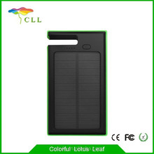 Dual USB Solar Panel PowerBank Universal Portable Power Bank Solar Charger for Laptop