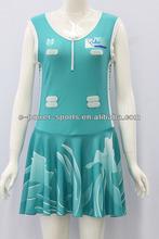 calidad alta jersey de voleibol de encargo uniforme de voleibol para las mujeres