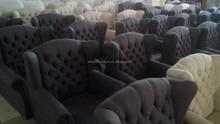 organza fabric chair sashes