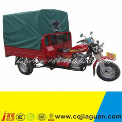 Covered 150cc 3 Wheel Cargo Tricycle