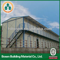 good quality steel mobile home africa prefab building outlet center