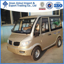 ISO approved 6 seats elecric car made in china