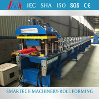 Roof tile ridge equipment , High quality roll forming machine