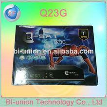 best receiver qsat q23g decoder hot selling