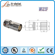 IP68 Waterproof M5 M8 M12 M16 M23 12pin Connectors High quality lower-priced