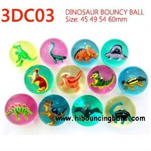 Wholesale 45mm Rubber Bouncing Balls in China