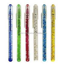 Hot Sale Cheap Fancy Maze Pen