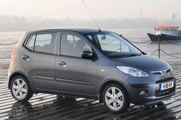 Piezas de repuesto para Hyundai i10