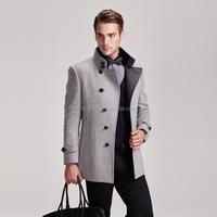 Fashion Winter Slim Fit Men's Outwear Jackets Coats