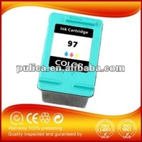 Remanufactured Ink Cartridge for HP 97, HP97 (C9363WN, C9363W, C9363)