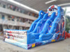 Giant Commercial inflatable Spiderman slide for outdoor used