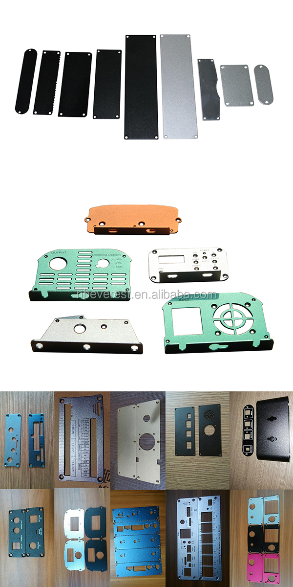 6063 Extrusion Aluminum Box/Enclosure/Case/Shell