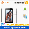 Factory promotion products MTK 6582 Quad Core very small mobile phone