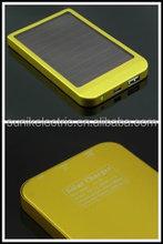 5v 0.5a usb charger portable mobile power bank solar panel