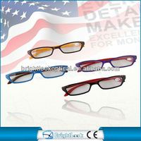 Most Fashionable eyeglasses without nose pads