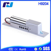 4 Line Low Temperature Electric Bolt Lock With Door State Detection Output Point