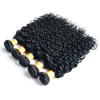 Afro Kinky Curly 100% Indian Human Hair Extensions, Baby Curl Human Hair, Human Hair In Thailand