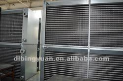 air handling unit,steel, aluninum housing. best corrosion protection