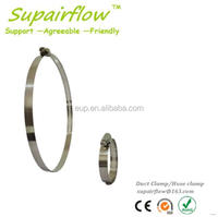Super quality top sell speed release hose clamp