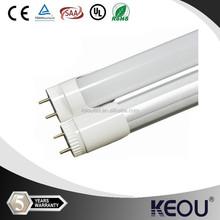 Isolated driver t8 led tube light 9w 12v/12volt/60cm/600mm 85-265V isolated driver SMD