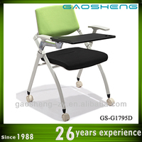 Competitive Modern Conference Office Chair With Tablet GS-1795D