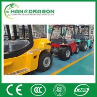 1.0 ton Three wheels electric forklift truck mini forklift truck