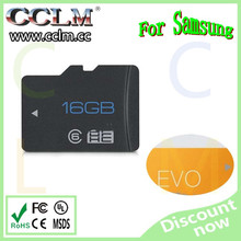class 10 sd card for samsung EVO sd card for mobile phone camera tablet
