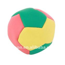 Stuffed Colorful Soccer Ball