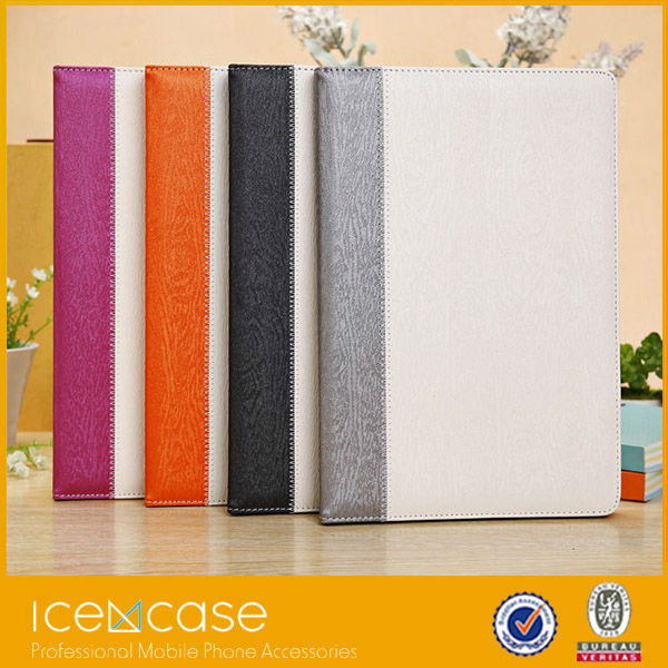 Hot sale leather case for ipad mini PU Case For ipad mini rotating Case For ipad mini