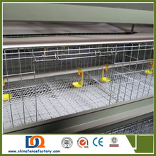 Hot-dip Galvanized layer egg chicken cage/poultry farm house design