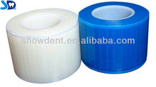 Disposable Dental Barrier Film (Clear/Blue) from China Manufacturer