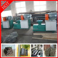 coconut shell charcoal plant palm charcoal stick machine coconut shell charcoal equipment with CE